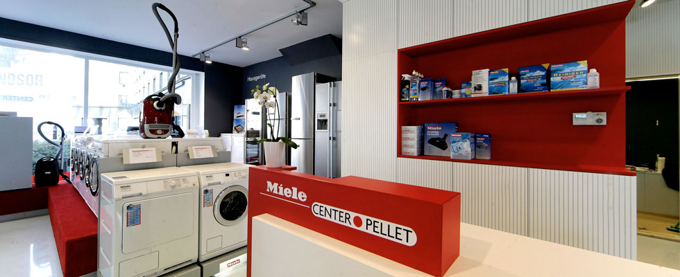 Küchenstudio Miele Center Pellet