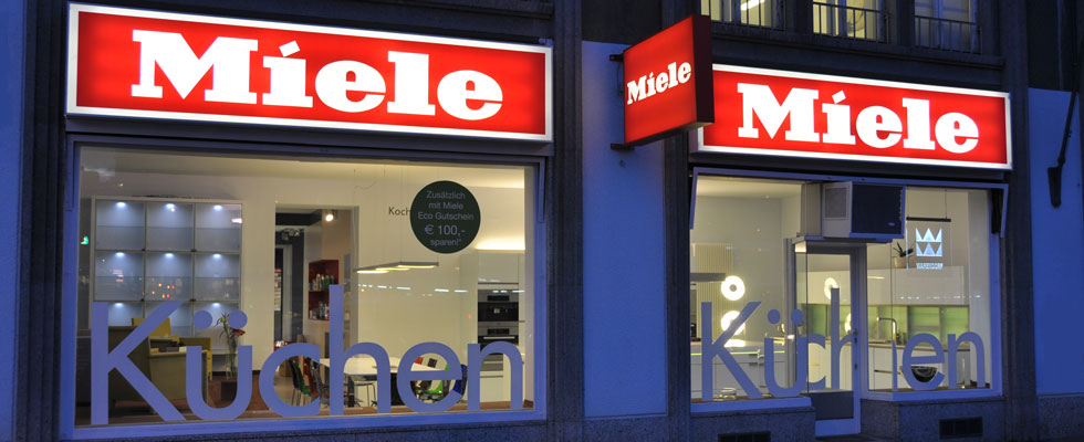 Miele Center Pellet Wien