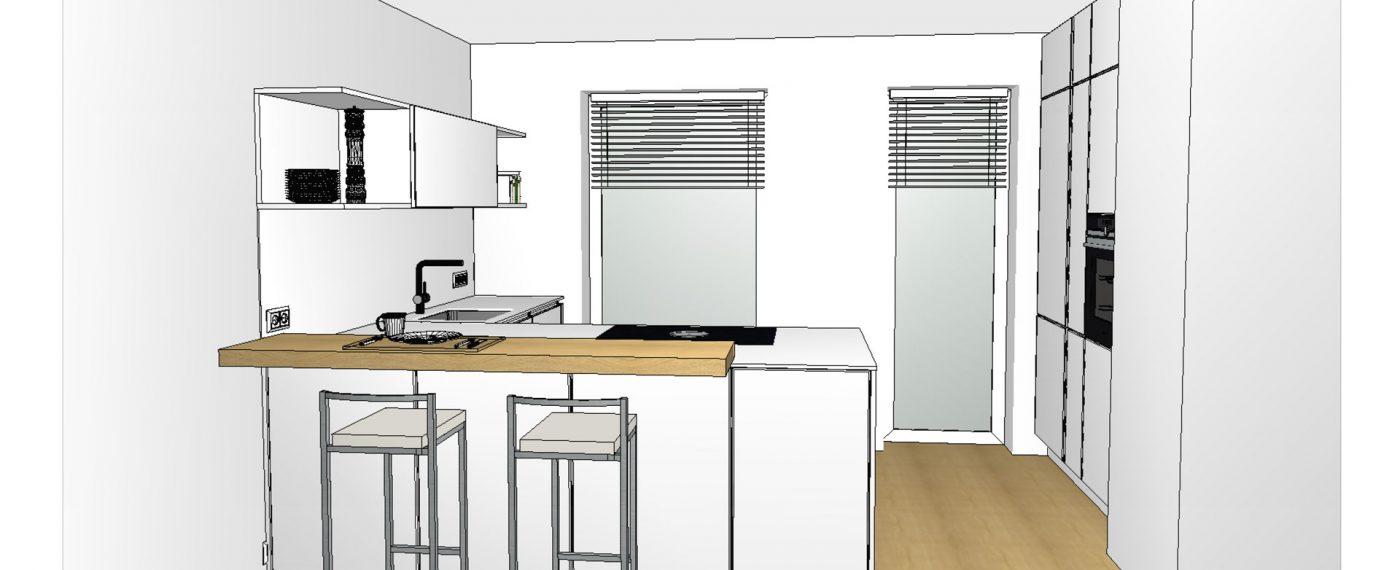 3D-Küchenplanung Software Traumküche planen Miele Center Pellet Wien