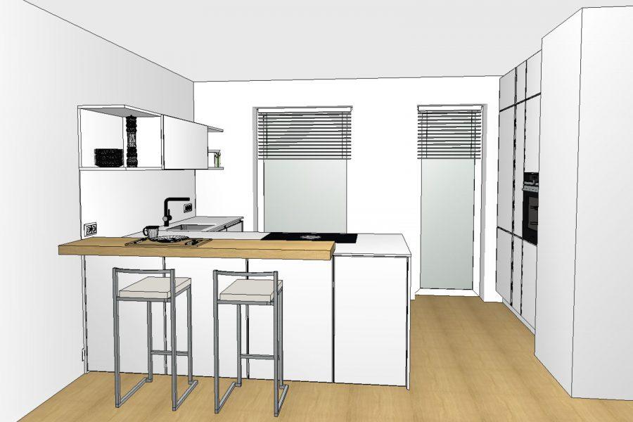 3D-Küchenplanung exakt abgestimmt auf Ihre Bedürfnisse