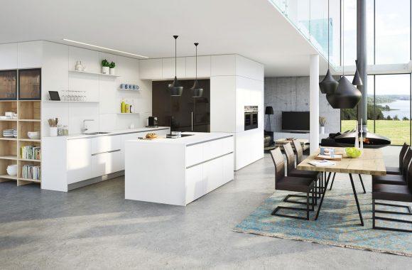ewe Küche Vida Neonweiß