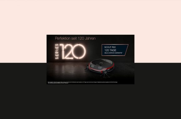120 Tage Geld-zurück-Garantie auf Sondermodelle von Miele