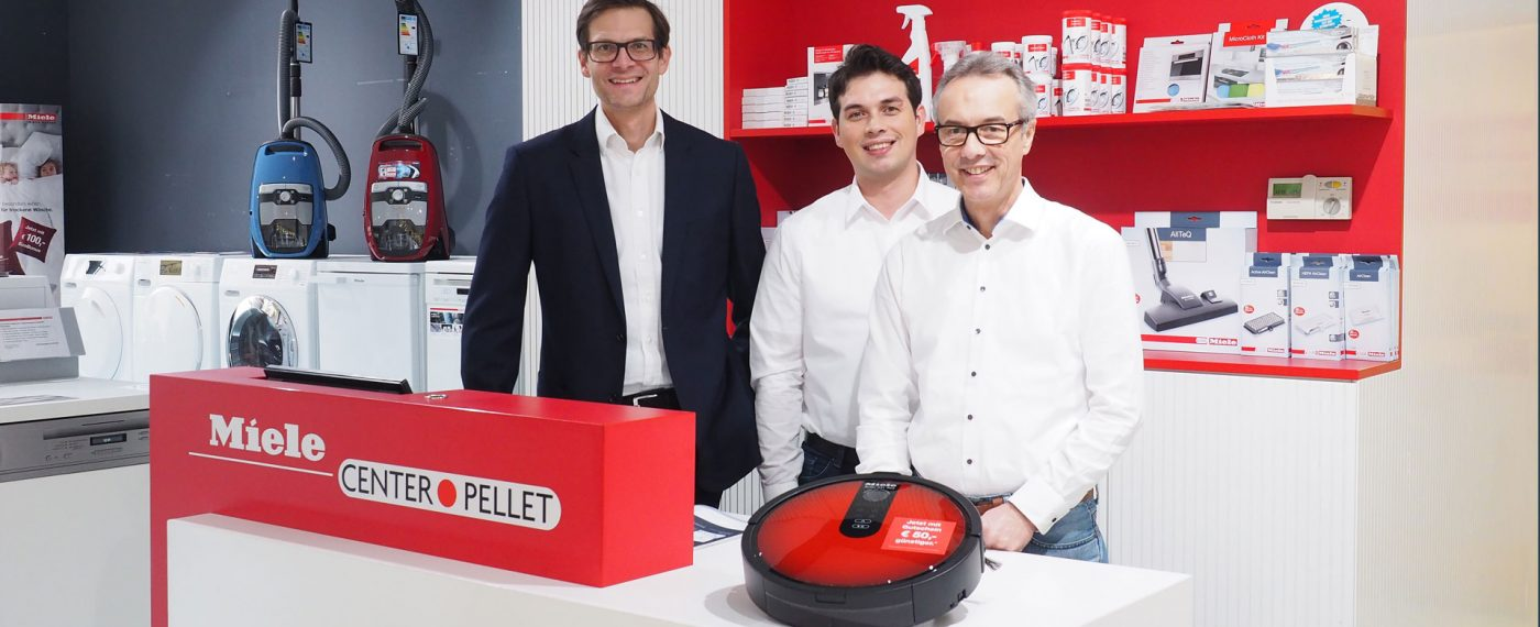 Miele Center Pellet Wien - Kundendienst