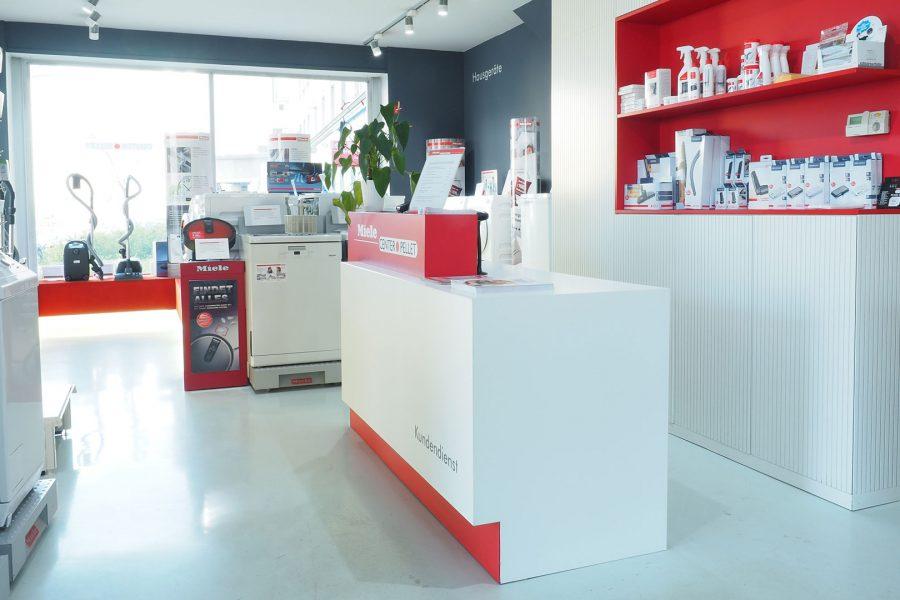 Miele Kundendienst im Miele Center Pellet Wien