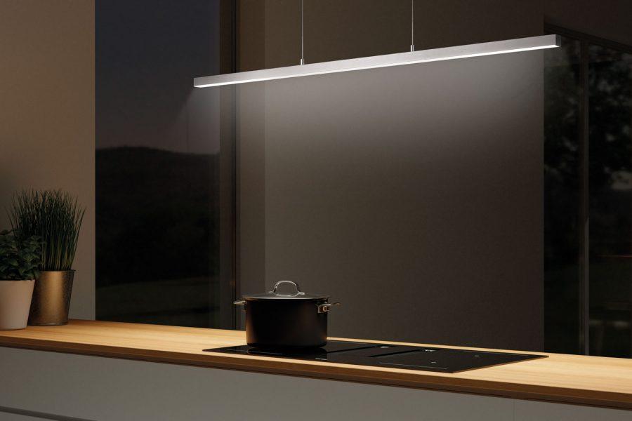Lichtkonzepte von Naber, die Ihre Küche im besten Licht erstrahlen lassen