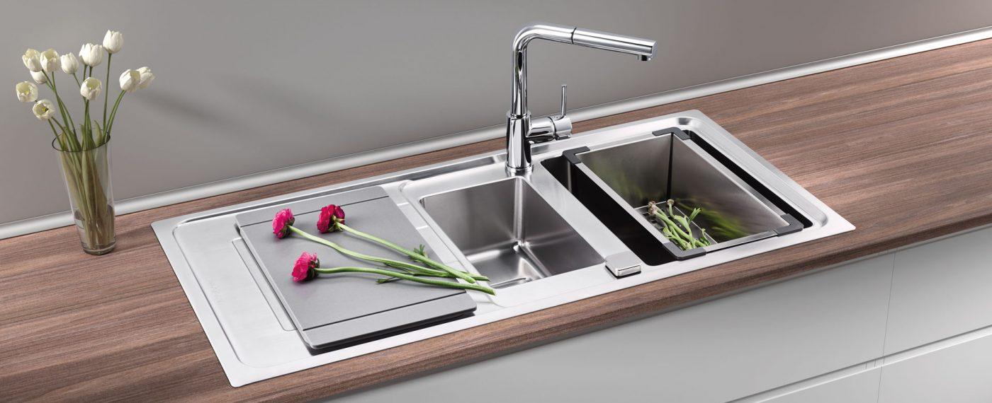Spülen, Armaturen und Küchenausstattung für Ihre Küche in Wien