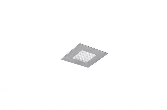 Naber Banda 1 LED Einzelleuchte ohne Schalter Edelstahlgehäuse
