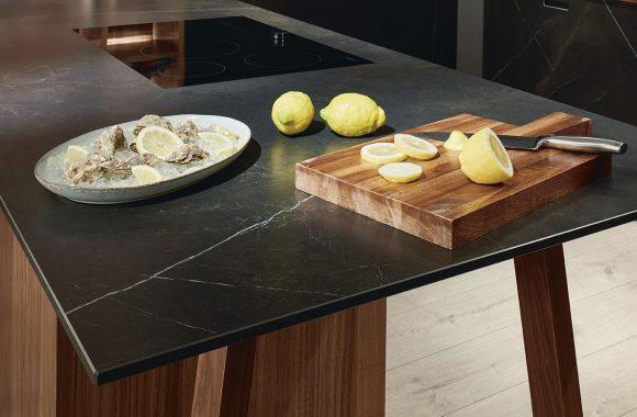 Kochtisch aus Ceramic