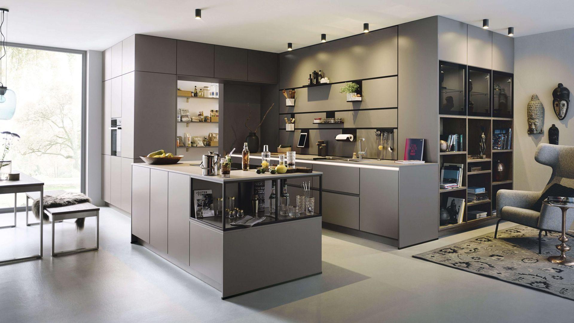 neola Küche beim Miele Center Pellet in Wien
